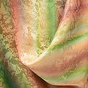 Аксессуары handmade. Livemaster - original item Hand-painted handkerchief