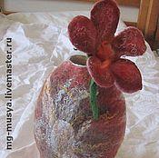 Для дома и интерьера ручной работы. Ярмарка Мастеров - ручная работа Вазы и вазочки. Handmade.