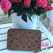 Шкатулки ручной работы. Ярмарка Мастеров - ручная работа Сувенирная коробка под фото. Handmade.