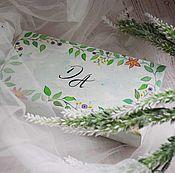Свадебный салон ручной работы. Ярмарка Мастеров - ручная работа Spring garden - купюрница шкатулка для денег для свадебного подарка. Handmade.