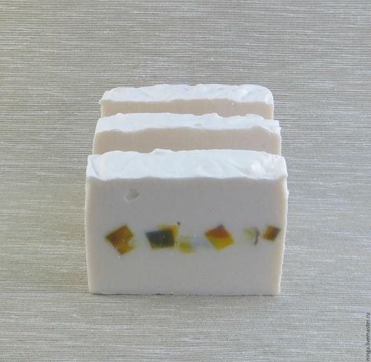 Мыло ручной работы. Ярмарка Мастеров - ручная работа. Купить ПРЯНАЯ РОМАШКА - натуральное мыло. Handmade. Белый, эко, для всей семьи