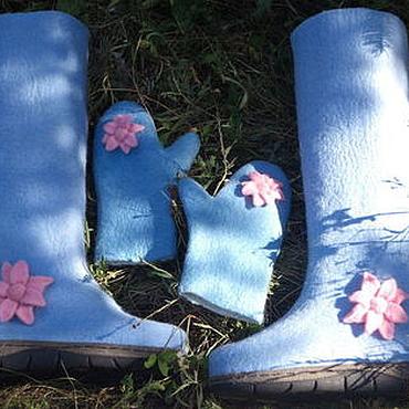 Обувь ручной работы. Ярмарка Мастеров - ручная работа Валенки в наличии 39рр. Handmade.