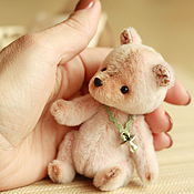 Куклы и игрушки ручной работы. Ярмарка Мастеров - ручная работа Соня (9.5 см). Handmade.