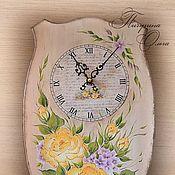 """Для дома и интерьера ручной работы. Ярмарка Мастеров - ручная работа Часы """"Время твоей мечты"""". Handmade."""