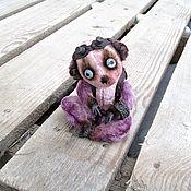 Куклы и игрушки ручной работы. Ярмарка Мастеров - ручная работа Плюшевый лори. Handmade.