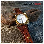 Украшения handmade. Livemaster - original item Mechanical watch