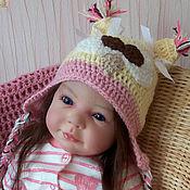 Куклы и игрушки ручной работы. Ярмарка Мастеров - ручная работа ПРОДАНА кукла реборн молд Камилла. Handmade.