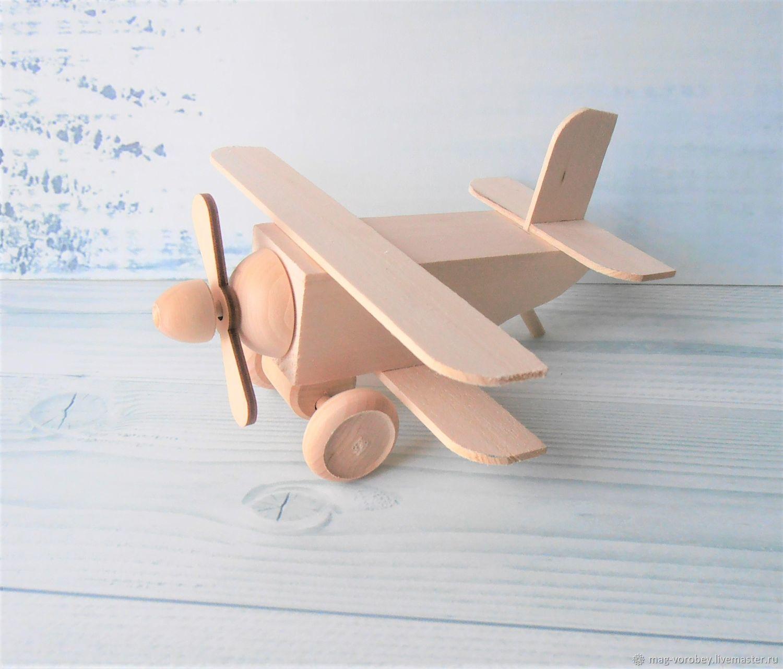 Самолет – купить на Ярмарке Мастеров – FKX59RU | Заготовки для декупажа и росписи, Москва