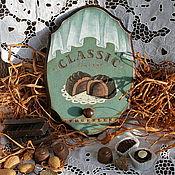 """Для дома и интерьера ручной работы. Ярмарка Мастеров - ручная работа вешалка """"Truffles"""". Handmade."""