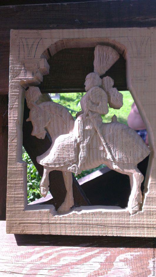Мебель ручной работы. Ярмарка Мастеров - ручная работа. Купить Рыцарь (заготовка). Handmade. Заготовки для творчества, деревянные заготовки