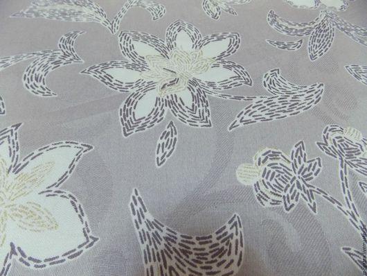 интерьерная ткань Трехгорной мануфактуры `Венеция` (серия прованс). Шитье. МегаТекс