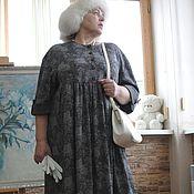 Одежда ручной работы. Ярмарка Мастеров - ручная работа Платье трикотажное Очарование женственности. Handmade.