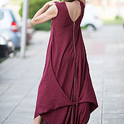 Одежда handmade. Livemaster - original item Jumpsuit, Women`s jumpsuit, Purple jumpsuit,. Handmade.