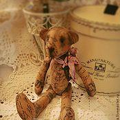 Куклы и игрушки ручной работы. Ярмарка Мастеров - ручная работа Винтажный мишка. Handmade.
