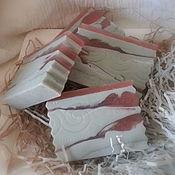 """Косметика ручной работы. Ярмарка Мастеров - ручная работа Мыло """"Кембрийская голубая глина"""". Handmade."""