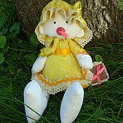 Куклы и игрушки ручной работы. Ярмарка Мастеров - ручная работа Кукла-сплюшка. Handmade.