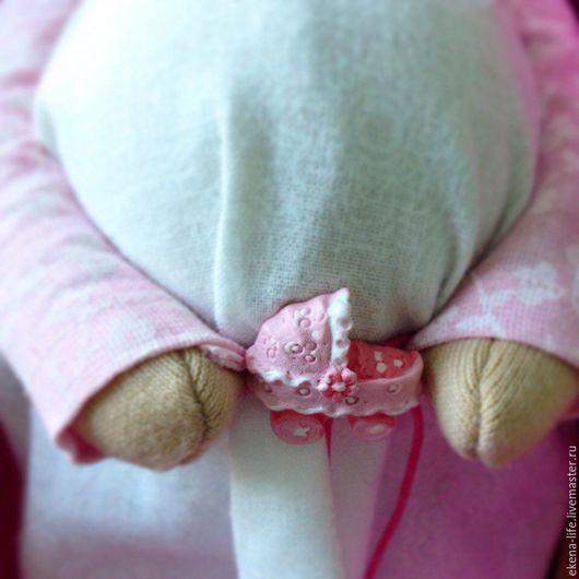 Человечки ручной работы. Ярмарка Мастеров - ручная работа. Купить БЕРЕМЕНЯШКА. Handmade. Тильда, кукла в подарок, кукла Тильда