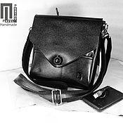 Classic Bag handmade. Livemaster - original item Bag Power Bank (black).. Handmade.