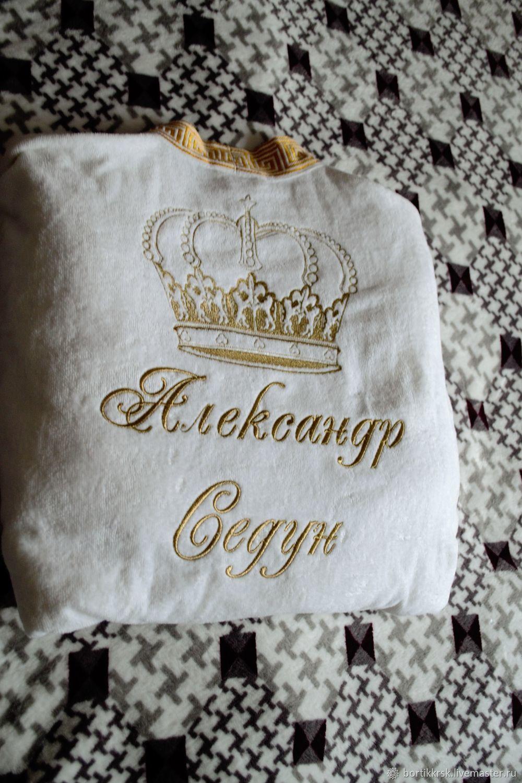 Вышивка на полотенце в красноярске
