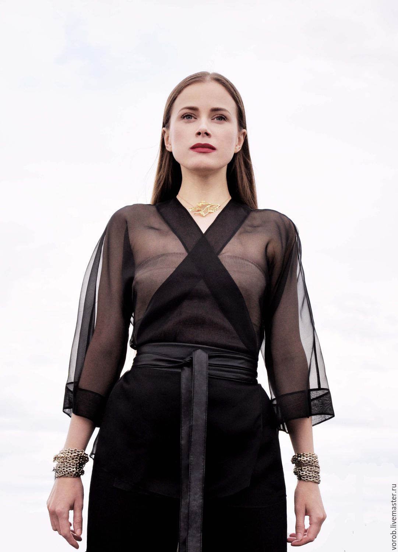 Блуза или блузка