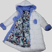 Работы для детей, handmade. Livemaster - original item Coats for your favorite kids. Handmade.