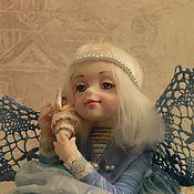 Куклы и игрушки ручной работы. Ярмарка Мастеров - ручная работа Слышу море!. Handmade.