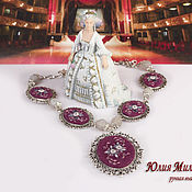 Украшения handmade. Livemaster - original item Necklace Of Marie Antoinette. Handmade.