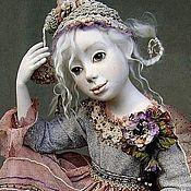 """Куклы и игрушки ручной работы. Ярмарка Мастеров - ручная работа Кукла """"Мой нежный зверь"""". Handmade."""