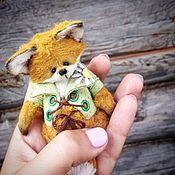 Куклы и игрушки ручной работы. Ярмарка Мастеров - ручная работа Ромашка. Handmade.