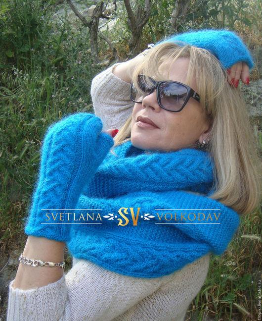Свитера женские вязаные с косами доставка