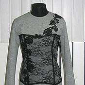Одежда ручной работы. Ярмарка Мастеров - ручная работа Платье-корсет. Handmade.