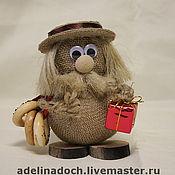 Куклы и игрушки ручной работы. Ярмарка Мастеров - ручная работа Домовой Митрич. Handmade.