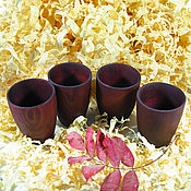 Посуда handmade. Livemaster - original item Set of Wooden bowls (4#8. Handmade.