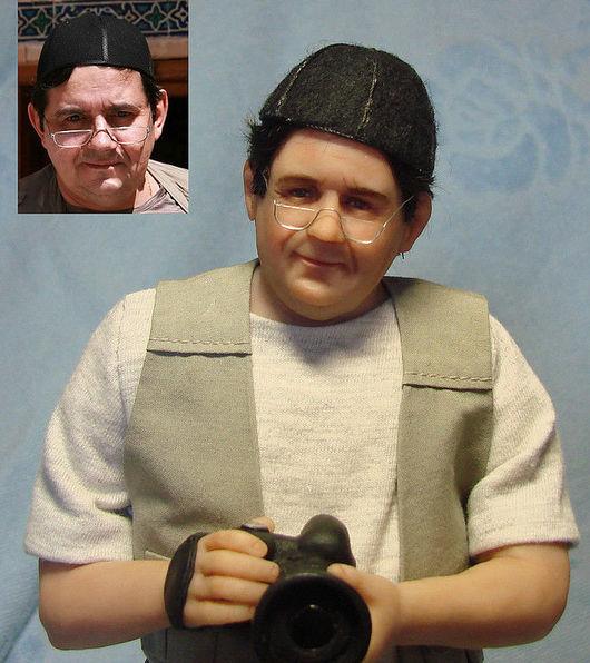 Портретные куклы ручной работы. Ярмарка Мастеров - ручная работа. Купить хобби. Handmade.