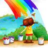 Lady Rainbow - Ярмарка Мастеров - ручная работа, handmade