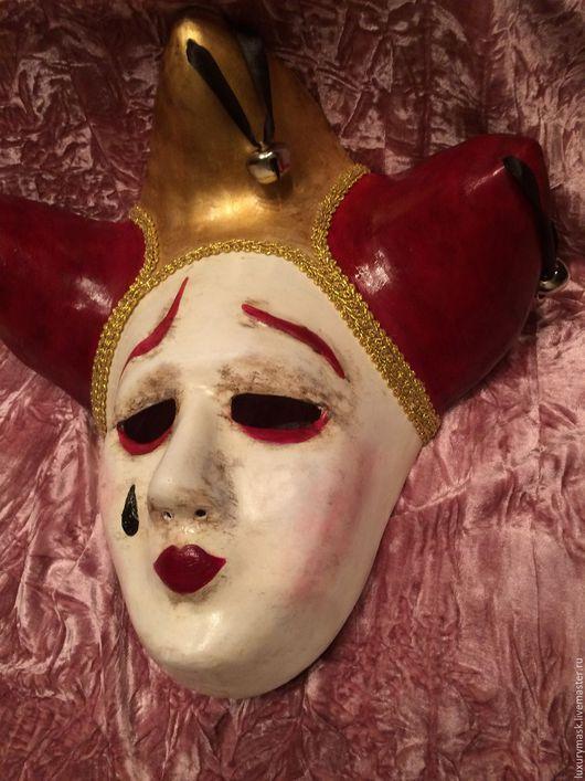 """Карнавальные костюмы ручной работы. Ярмарка Мастеров - ручная работа. Купить Венецианская карнавальная маска """"Listero"""". Handmade. Комбинированный"""