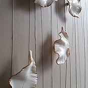 Для дома и интерьера handmade. Livemaster - original item Leaves No. 16. Handmade.