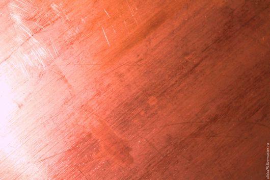Другие виды рукоделия ручной работы. Ярмарка Мастеров - ручная работа. Купить медь листовая. Handmade. Рыжий, медь