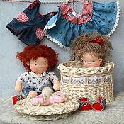 Куклы и игрушки ручной работы. Ярмарка Мастеров - ручная работа РЕБЯТКИ:) Куколки для больших и маленьких девочек:). Handmade.