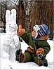 Праздник детства(вязанные игрушки) - Ярмарка Мастеров - ручная работа, handmade