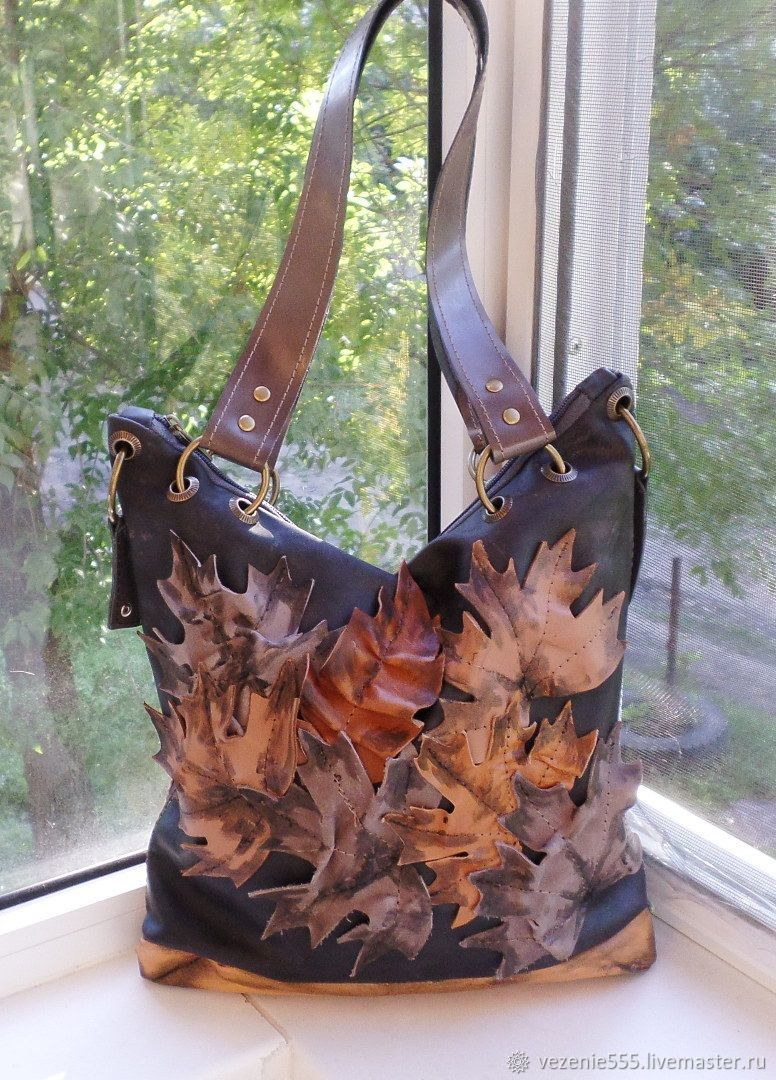 Bag leather women's custom for Olga, Classic Bag, Noginsk,  Фото №1