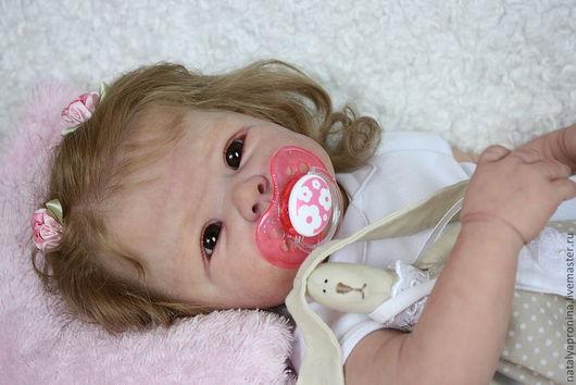 Куклы-младенцы и reborn ручной работы. Ярмарка Мастеров - ручная работа. Купить Малышка реборн.. Handmade. Кукла, винил