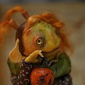 """Куклы и игрушки ручной работы. Ярмарка Мастеров - ручная работа """"Прелесть моя"""". Handmade."""