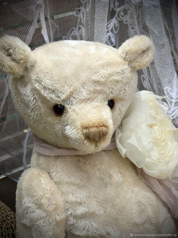 Leslie bear 45cm, Teddy Bears, Moscow,  Фото №1