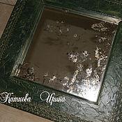 Для дома и интерьера ручной работы. Ярмарка Мастеров - ручная работа Старинное зеркало. Handmade.