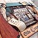 Открытки на все случаи жизни ручной работы. Открытка Магазин Удивительных Вещей. Lovely on My Hand (Лиза). Ярмарка Мастеров.