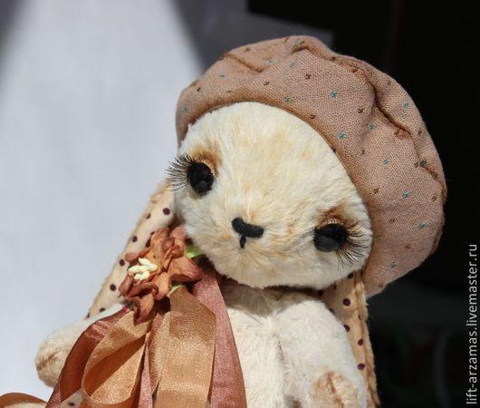 Мишки Тедди ручной работы. Ярмарка Мастеров - ручная работа. Купить Зайка ЛИРА..... Handmade. Мишки тедди, подарок девушке