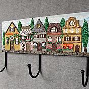 Для дома и интерьера handmade. Livemaster - original item Housekeeper:the Housekeeper is Summer in Provence 2. The housekeeper wall.. Handmade.