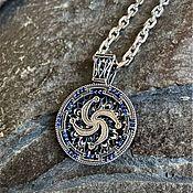 Украшения handmade. Livemaster - original item Symbol of the Genus (lace). Handmade.