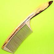 Сувениры и подарки handmade. Livemaster - original item Copy of Comb from karagana foxes. Handmade.